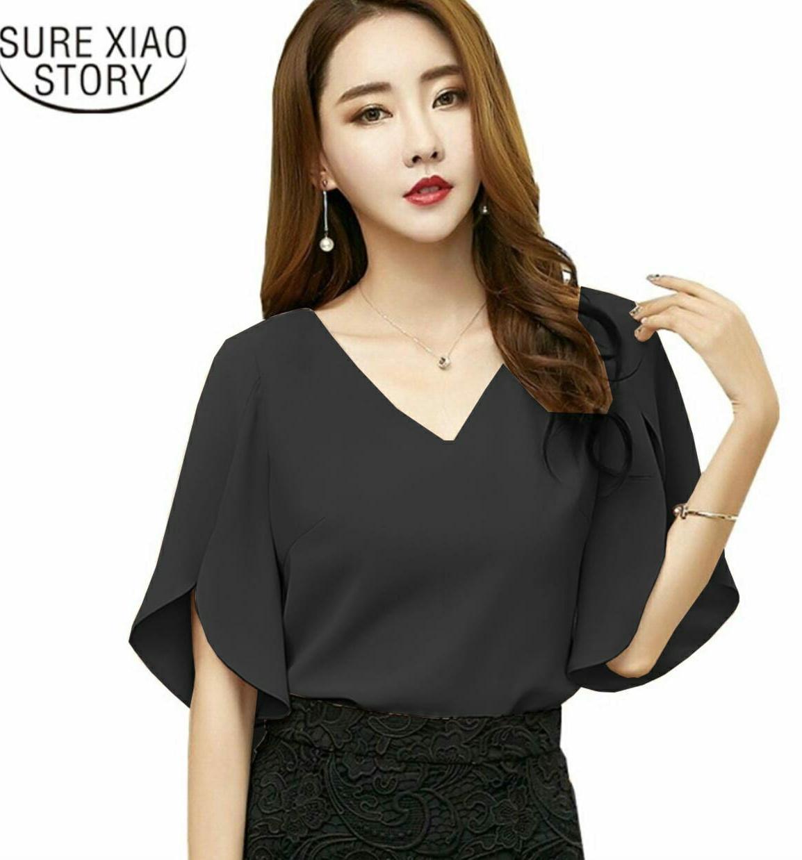 AK - lavia hitam / best quality trendy twiscone fit L AKIKO fashion