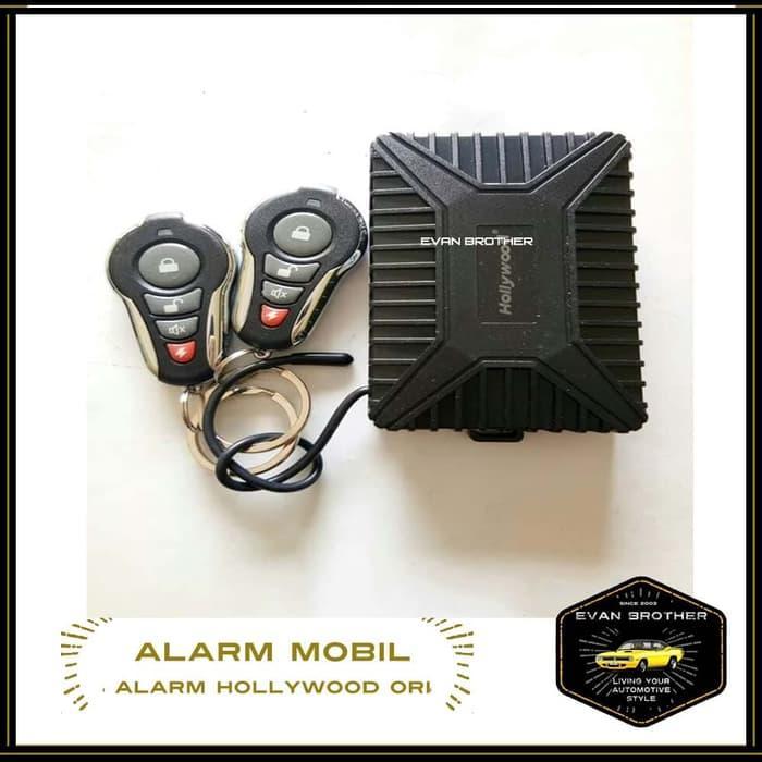 Alarm Mobil HOLLYWOOD ORIGINAL HW375 Remote Mobil Car Alarm System