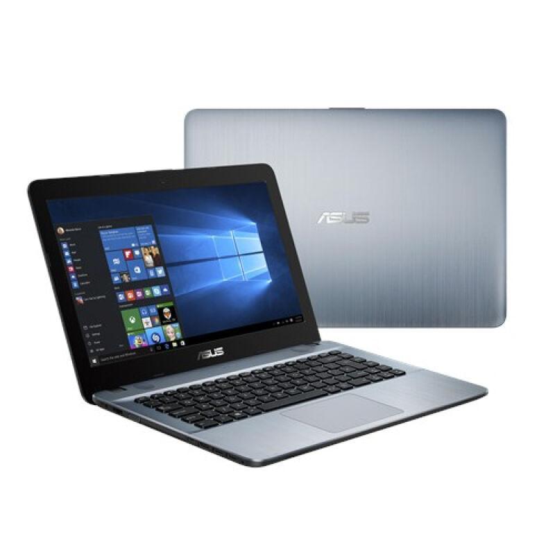 Asus X441SA Intel N3060 [RAM 2GB, HARDISK 500GB,14 Inch, SILVER]