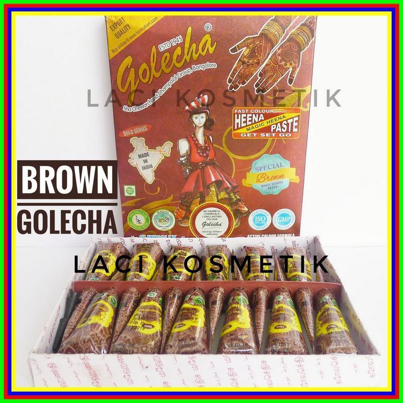 Lucky- Instant Heena Paste Cherry-Heena Paste-Heena Tangan-Tato ... - Enzim Tooth Paste Anak Orange 35ml 4pcs. Source · Golecha Henna Cone Black ...