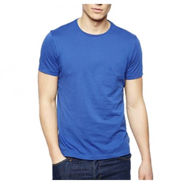 Kaos TC Polos Mypoly / Baju Distro / Tshirt Casual Pria Wanita / Fashion Atasan /