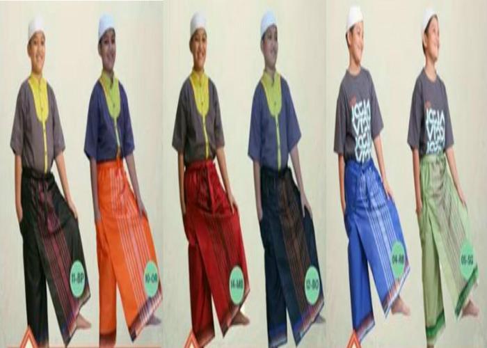 Celana Sarung Anak 6 - 7 - 8 - 9 - 10 tahun