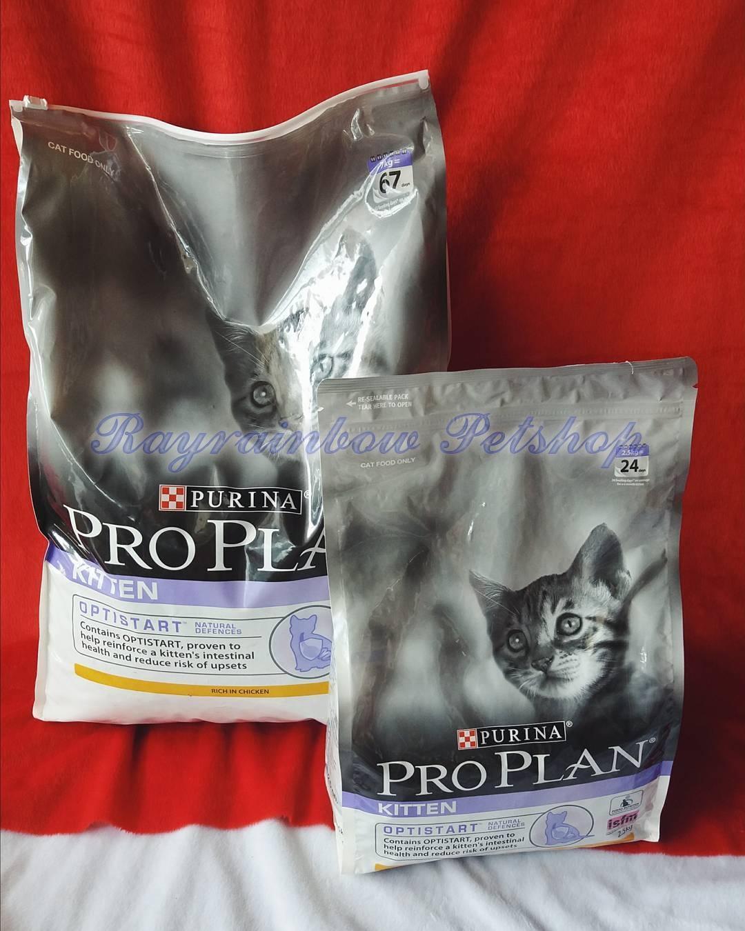 Jual Produk Proplan Online Terbaru Di Salmon Repack 1kg Kitten Makanan Kucing