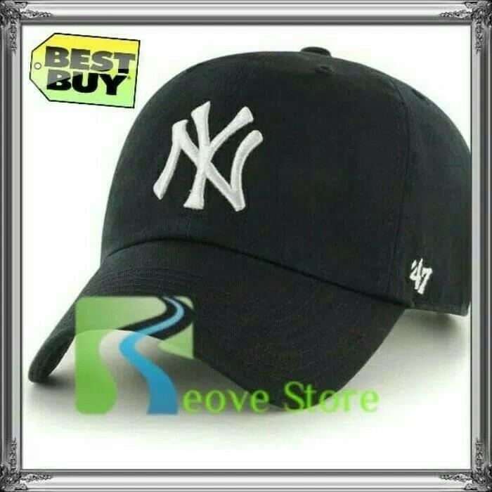 Diskon 10%!! Topi Baseball Build Up Ny New York Yankees 47 Trucker Snapback 861ed0fe4c