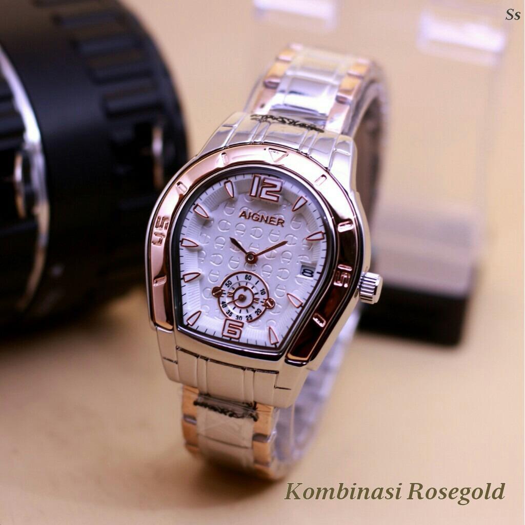 Jam Tangan Luxury - Premium wanita WATCH - AIGNER  Palermo