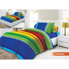 Sprei Vito Disperse Plat Bantal 2 Benetton