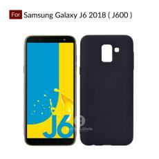 Caselova UltraSlim Black Matte Hybrid Case for Samsung Galaxy J6 2018 ( J600 ) - Black