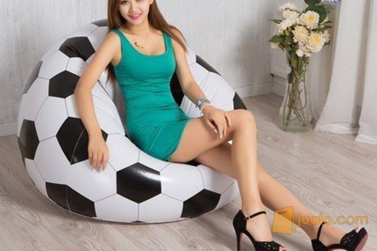 Sofa Angin Bola Bestway / Air sofa soccer / kursi bola murah