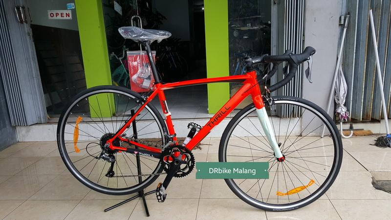 Roadbike Thrill Ardent 3.0 AH 2018 16 speed
