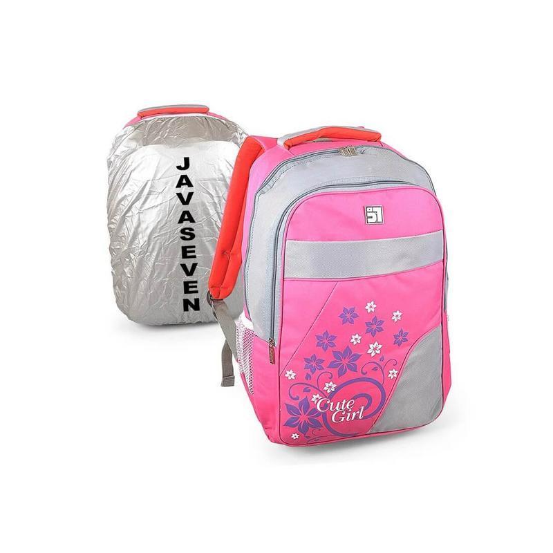 Java Seven Tas Sekolah Anak Perempuan Pink Kombinasi - ADR 020