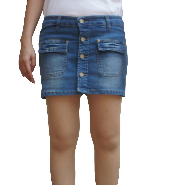 Shape Skirt Denim Rok Mini Jeans Seksi Biru Daftar dan Spesifikasi Source · TIPE Q.