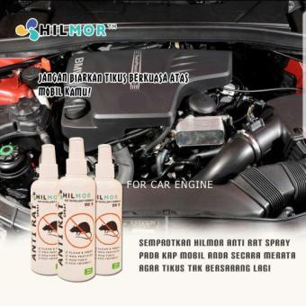 Isthana Collection Hilmor Anti Rat Spray untuk Kap Mesin Mobil