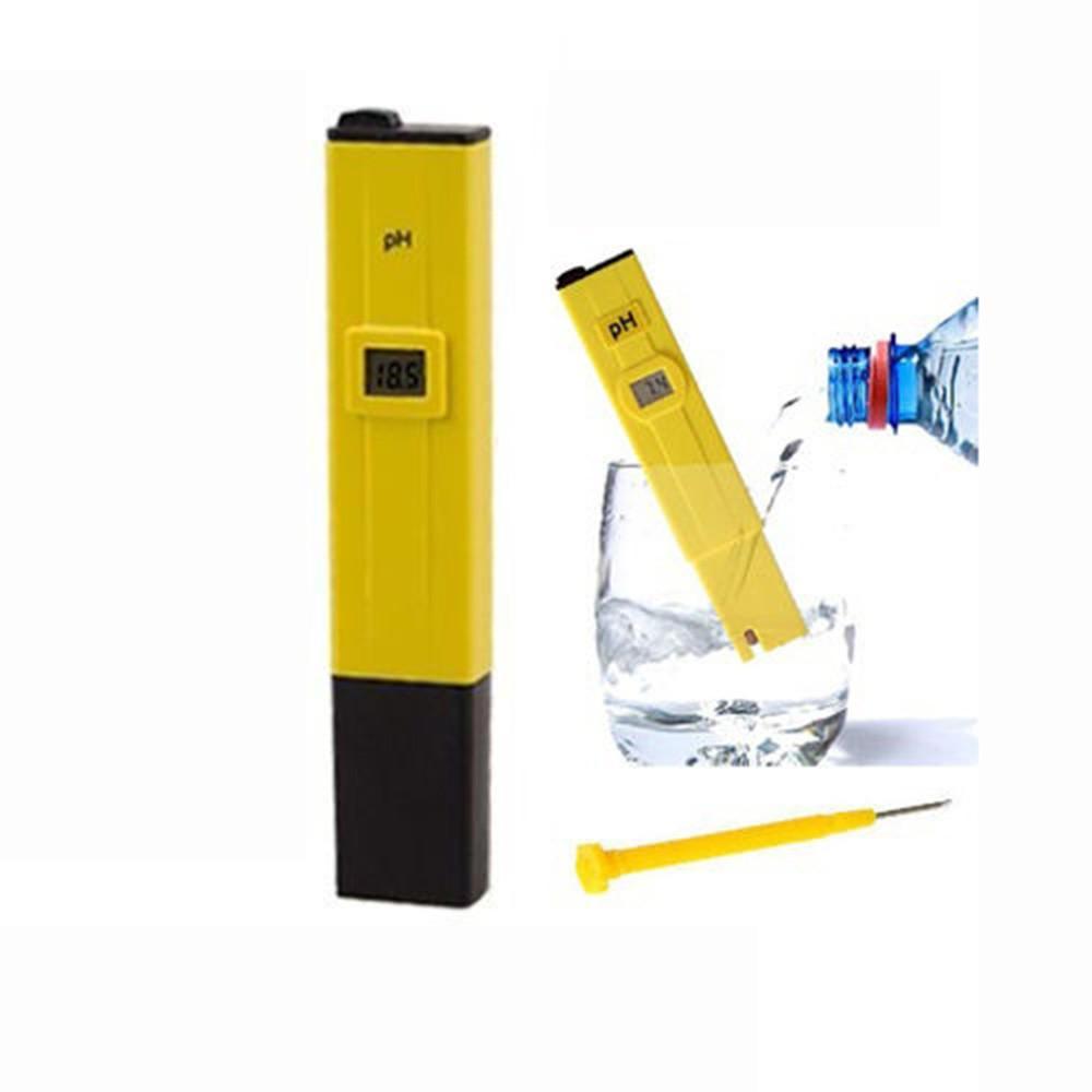 PH Pen Tester Kualitas Air untuk Akuarium / Kolam Renan