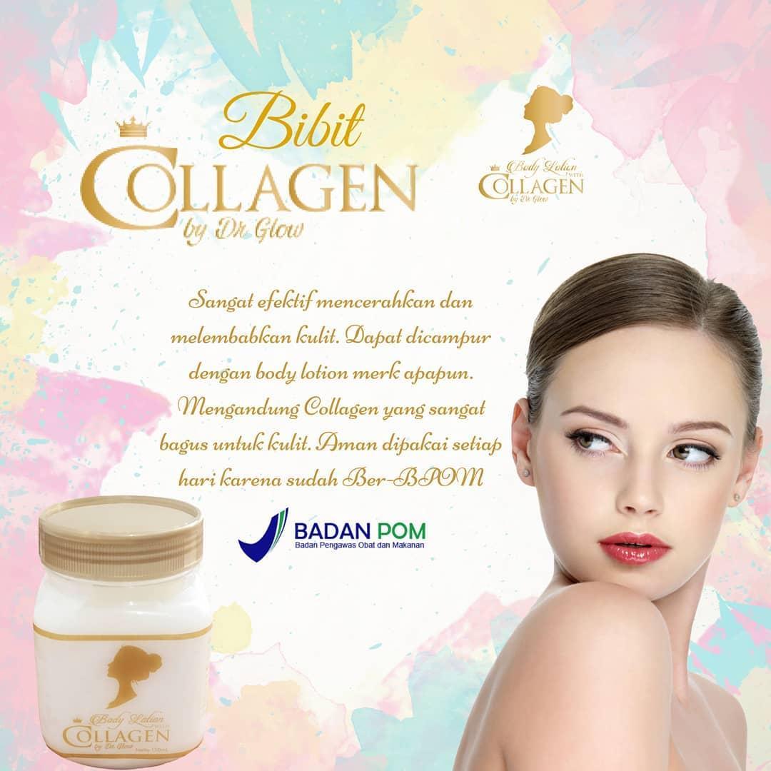 Daftar Harga Dr Glow Collagen Bibit Original Bpom Kpt 35 Di Pemutih Lotion Lazada