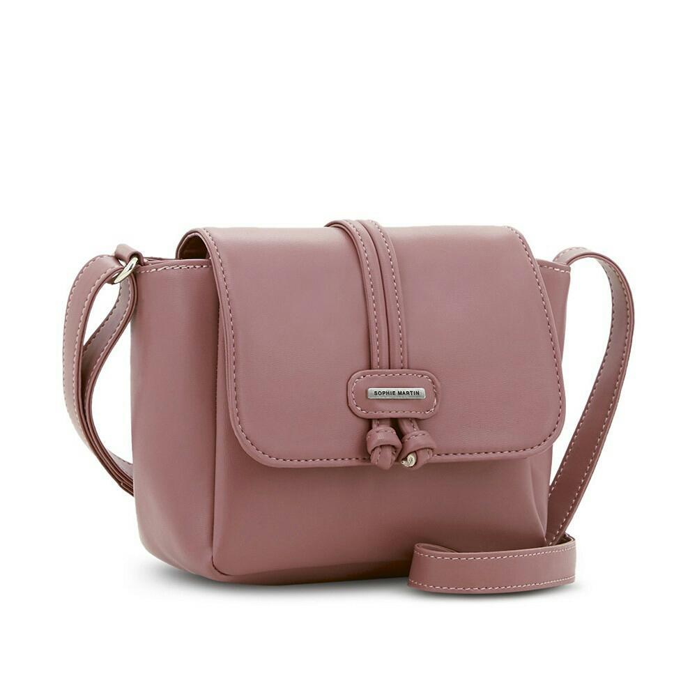 Tas Selempang (Sling bag) Wanita Sophie Martin Paris Sallaun T4152P3 Pink