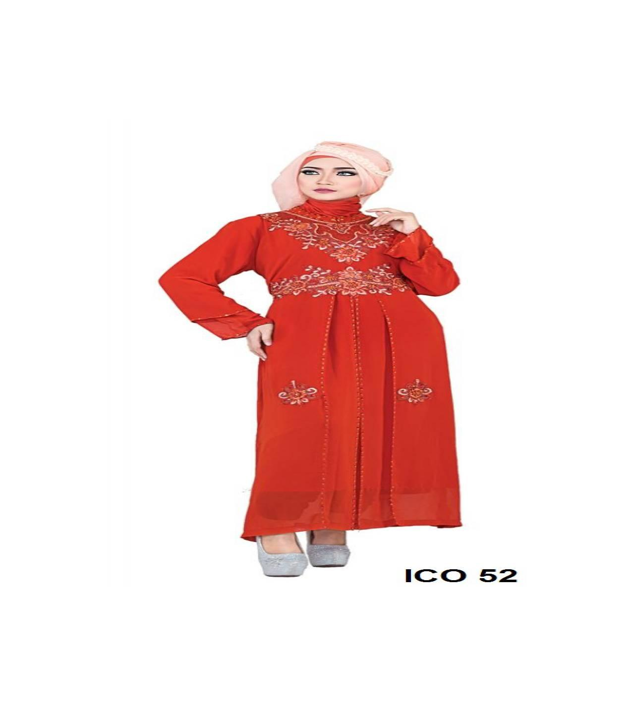 GFP - Gamis Gaul Hycon Orange ICO 52