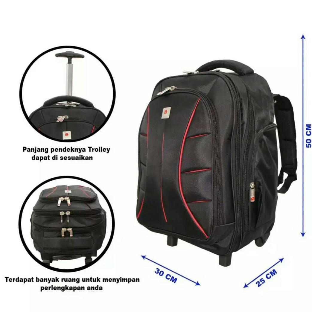 Tas Polo Classic Terbaru Termurah Soeok Consina Backpack Harbour Ransel Trolley Clasick 1943 22 Zv Black Trolly Travel
