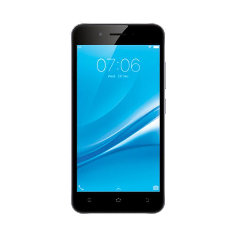 VIVO Y53 Smartphone - Black [2GB/16GB ] FREE KABELDATA VIVAN