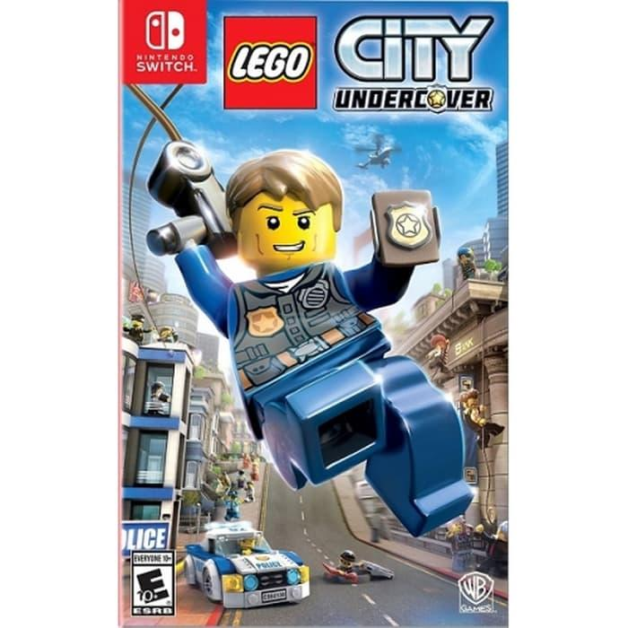 SWITCH LEGO CITY UNDERCOVER (ENGLISH)