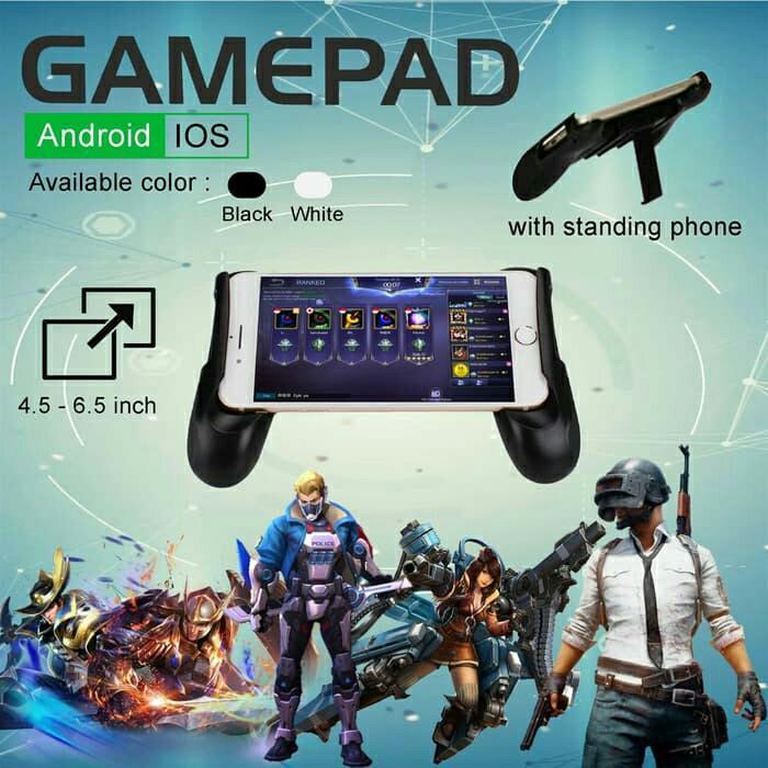 Gamepad Handle Joystick Holder Mobile Legend Gamepad Universal