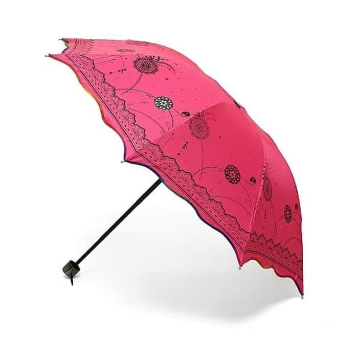 TERBARU Payung Lipat OSAKA Jepang . Quality Folded Umbrella NEW
