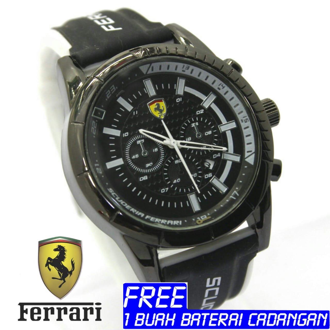 Harga Jam Tangan Lelaki Ferrari Termurah Februari 2019  9a8aaccca2