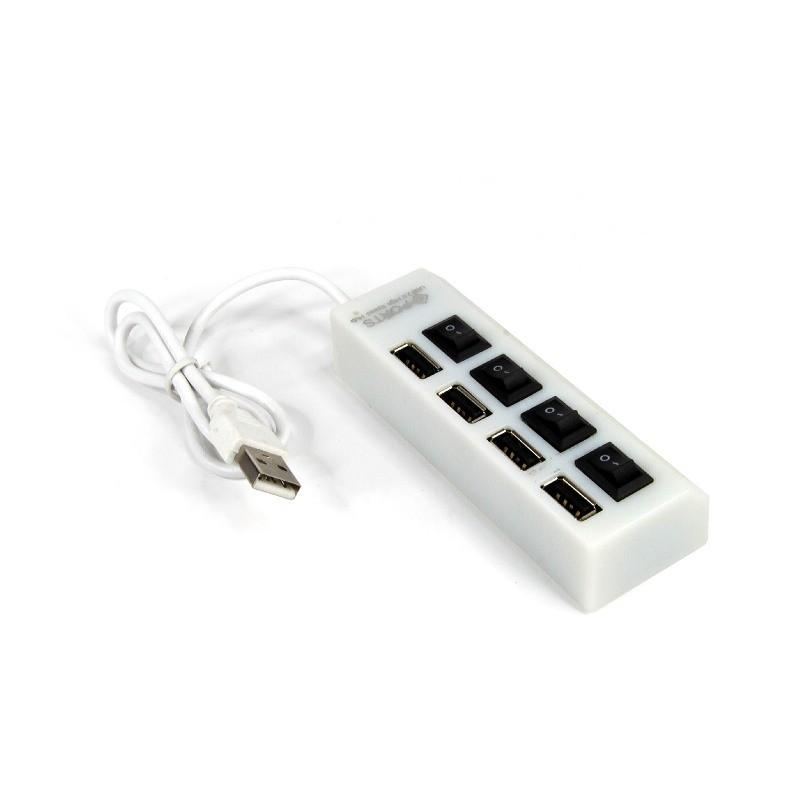 Promo Paling Murah USB HUB 4 Port With Switch