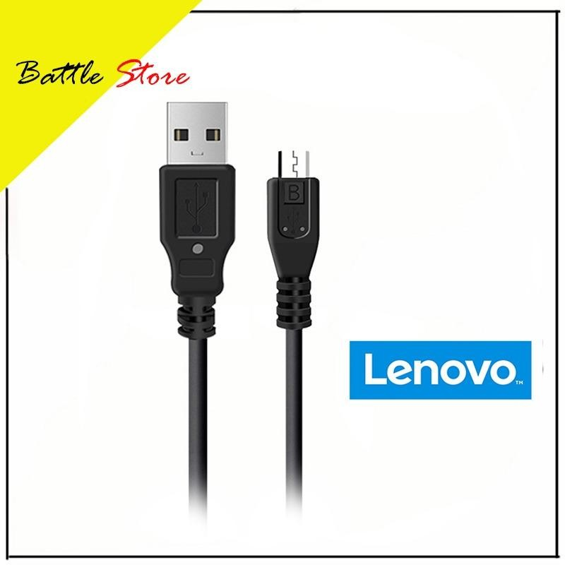 Lenovo Kabel Data Fast Charging Micro Usb Cable 2A - Hitam