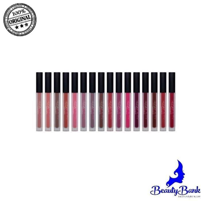 Huda Beauty Liquid Matte Lipstick Bestseller