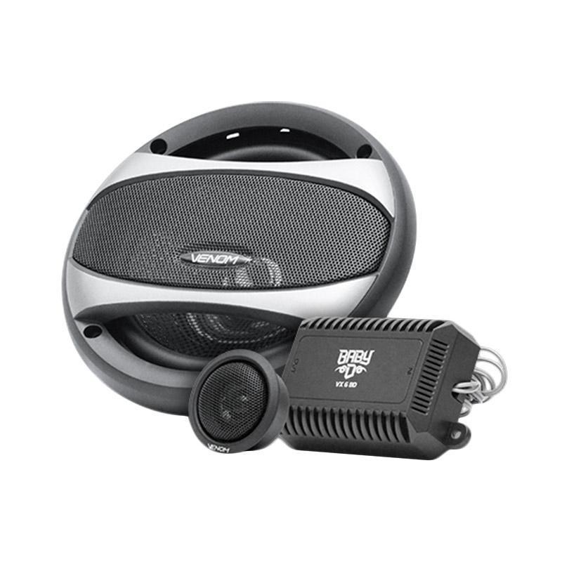 Speaker Venom Baby Diablo VX 6 BD - 6.5 inch Split Speaker