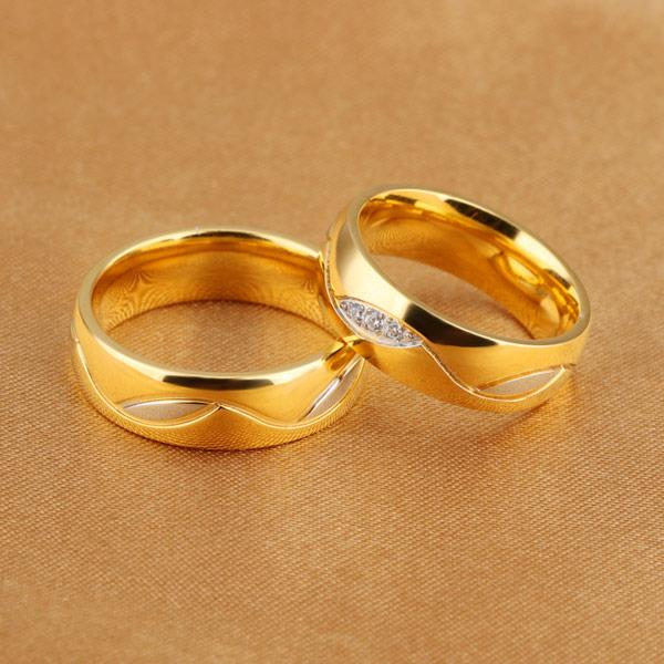 cincin couple titanium / cincin couple tunangan 086 (4)