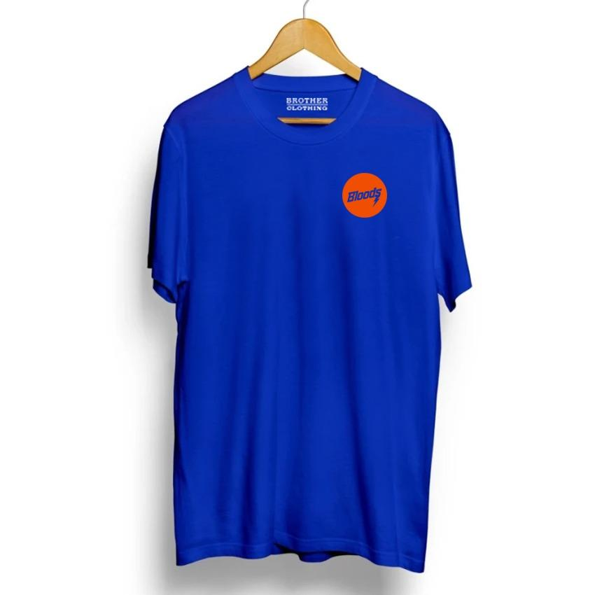 Do More Store Kaos Distro Bloods Circel Little Orange Premium