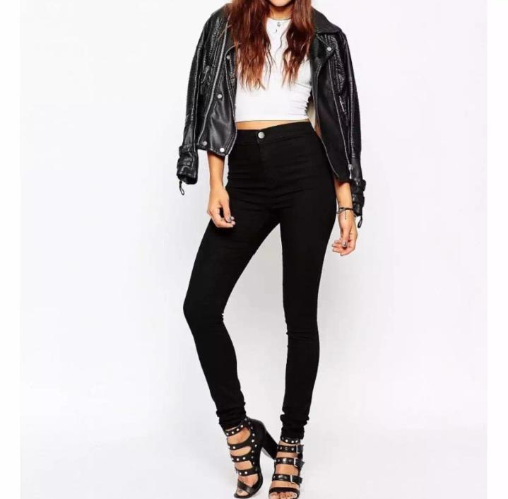 Celana Jeans Wanita Import-Original Denim-Harga Murah-Blue