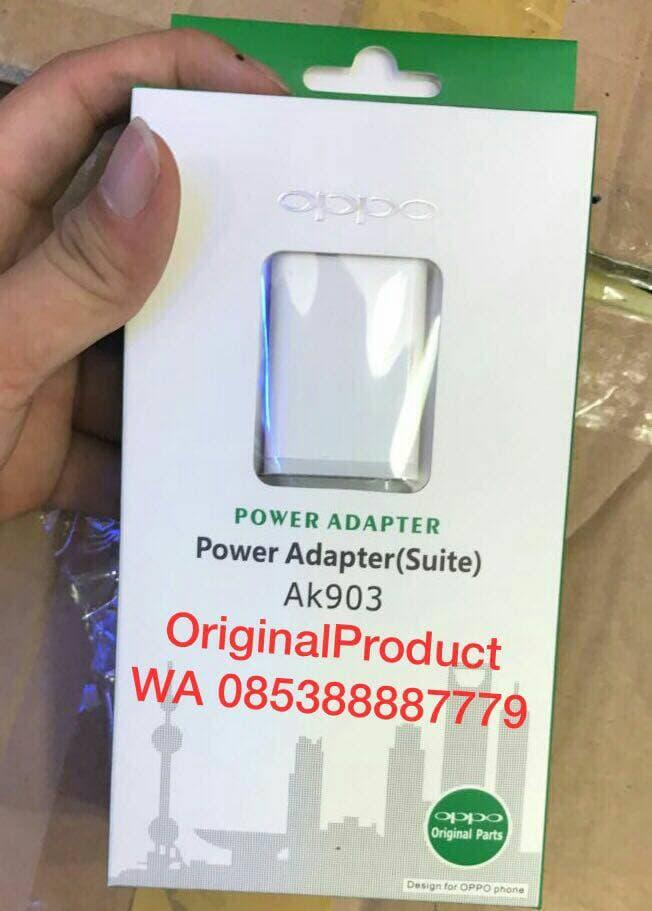 CHARGER OPPO F1S F1 NEO 9 A39 NEO 7 + KABEL MICRO USB 2.1A ORIGINAL