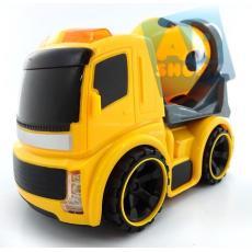 ((promo)) Contruction Zone - Truck Super Power - Molen Truck - Mobil