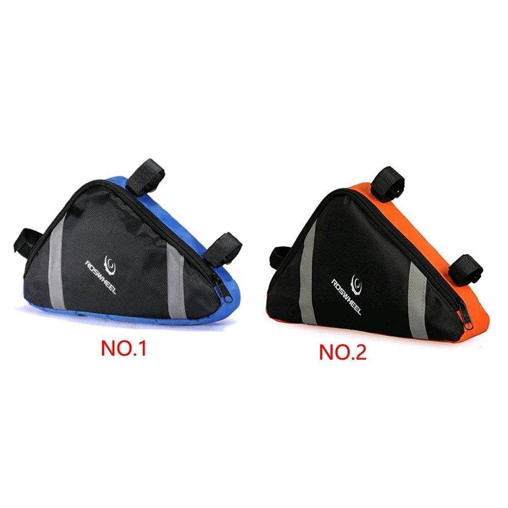 Buy Sell Cheapest Outdoorfree Roswheel Segitiga Best Quality Tas Sepeda Waterproof Bicycle Triangle Frame Bag Pouch Anti Air