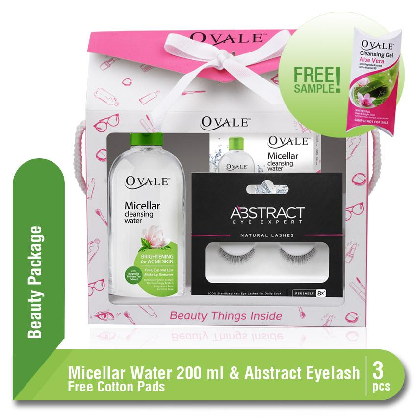 Ovale Beauty Package AntiAcne Big & Abstract Natural Iris