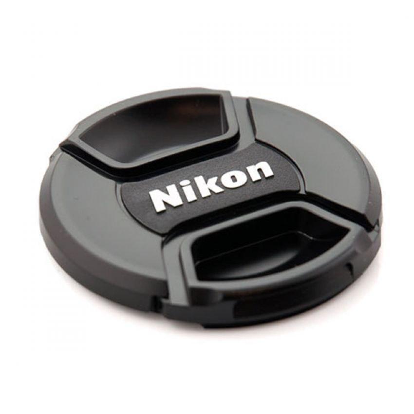Optic Pro Tutup Lensa - Lens Cap - Nikon - 55mm