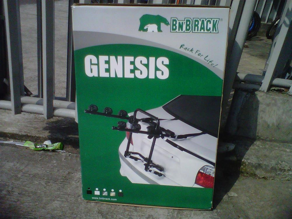 Bike Carrier Bnb Genesis EDISI TERBARU Buat SUV MPV Atau SEDAN