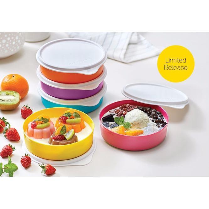 Tupperware Large Handy Bowl - 5 pcs/set