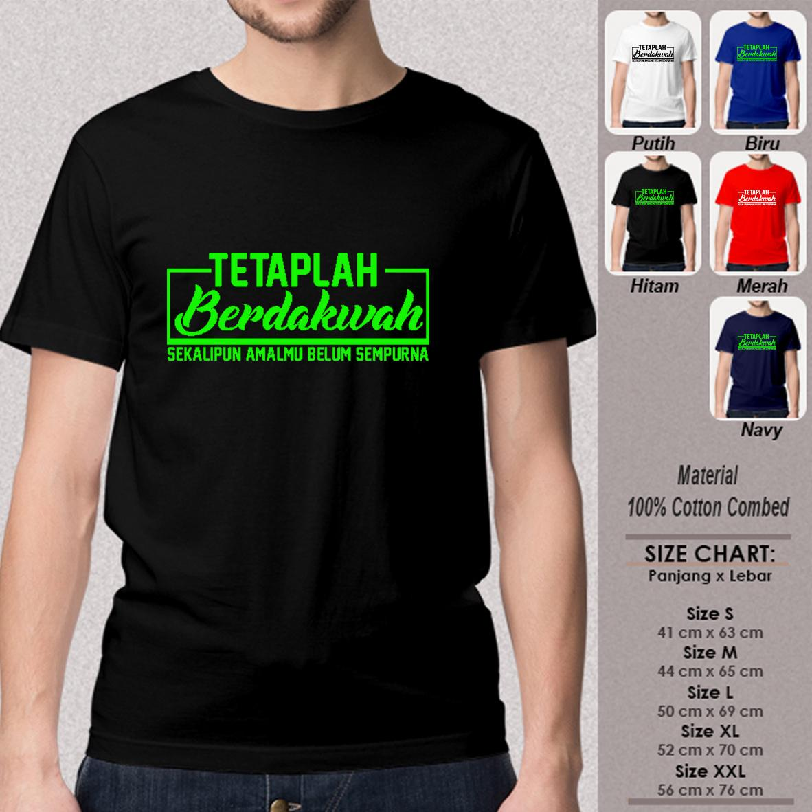 Harga Suppliernatgeo Kaos T Shirt Distro Pria Tshirt Hrcn H 1021 Black Kurta
