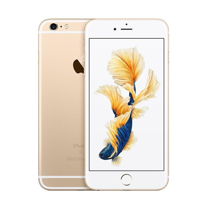 iPhone 6s Plus 64GB Garansi iBox - Free Temperred Glass / Original