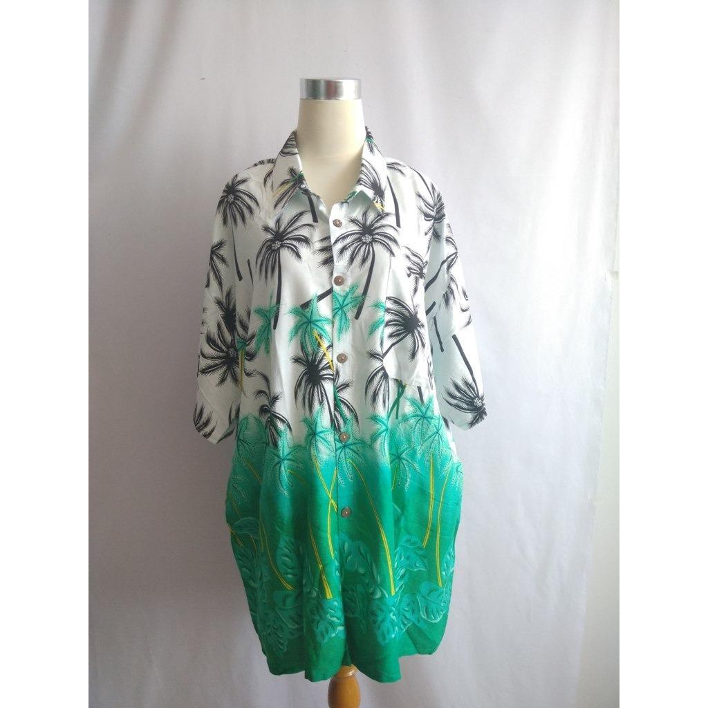 Baju Kemeja Hawaii XXL 36