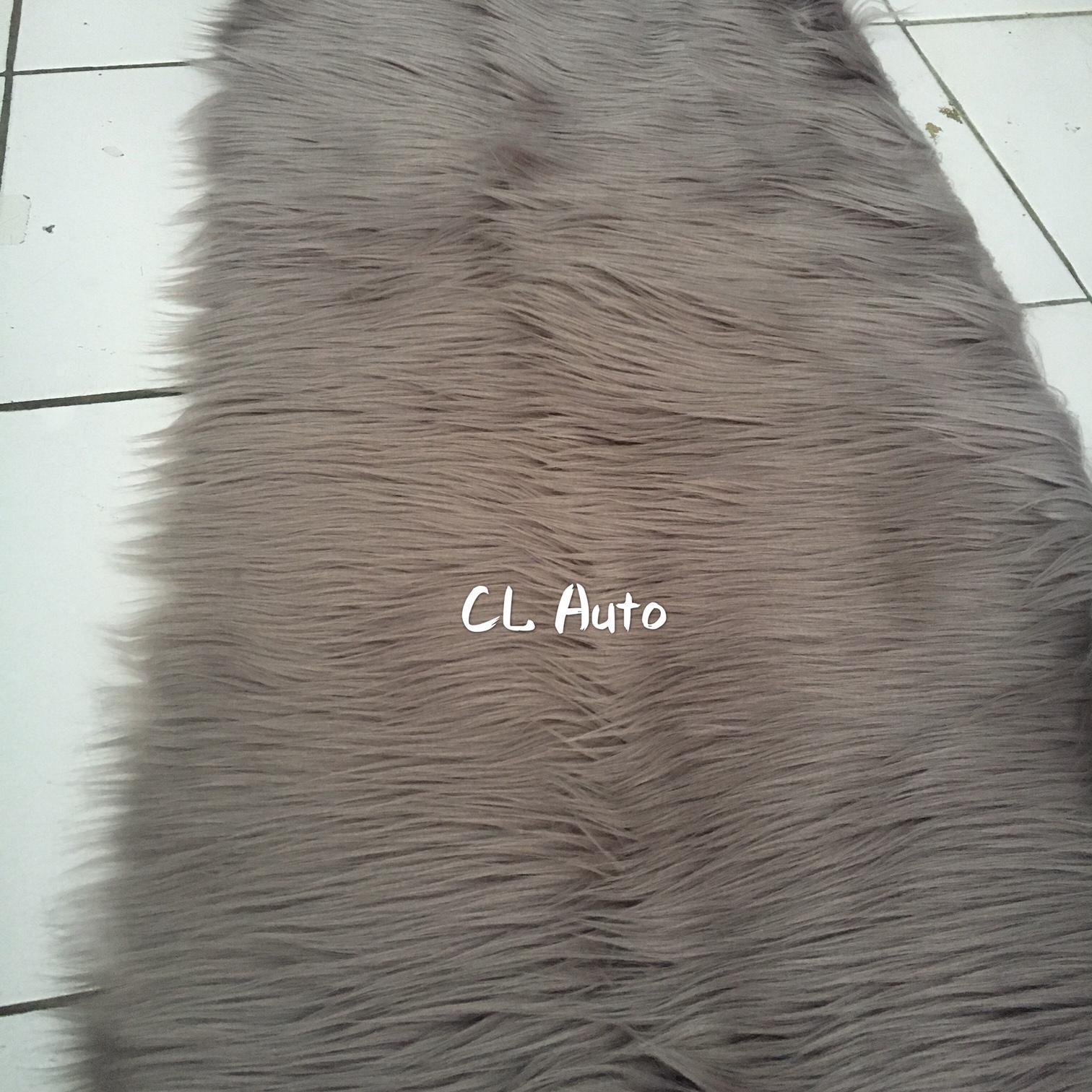 Buy Sell Cheapest Taplak Meja Grey Best Quality Product Deals Bulu Rasfur Dashboard Mobil Korea Warna Abu Muda Alas Pelindung Sinar Matahari Dashbor Rokok Dekorasi Interior Hiasan Tamu Model
