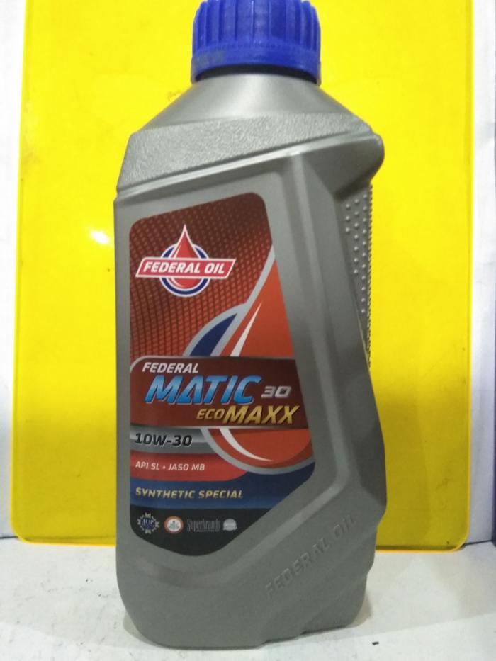 Federal Perawatan Motor Oli Mesin Supreme Flick Matic 10w30 0 8 L ... Source