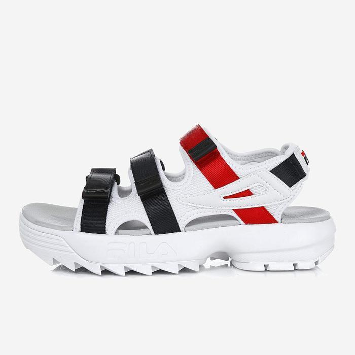 Sandal wanita Fila disruptor   sandal berkualitas   sepatu santai   sandal  hiking  sandal impor d66758f62e