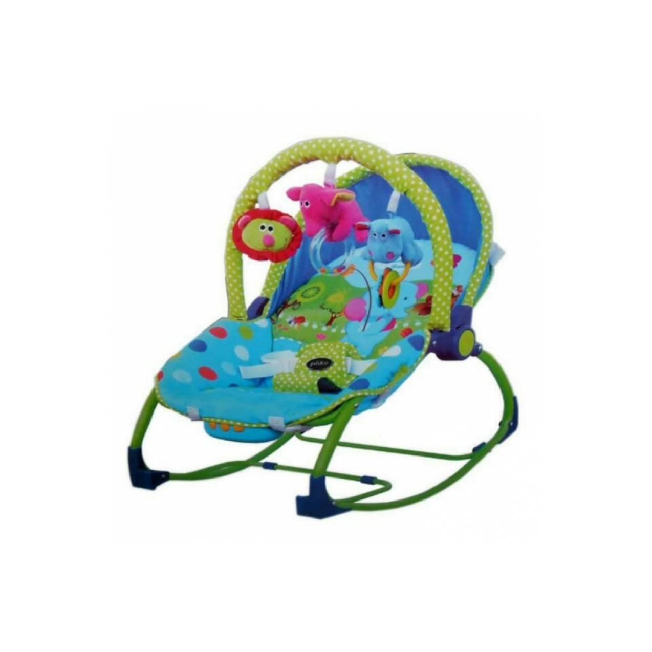 BOUNCER BABY ROCKING CHAIR PLIKO HAMMOCK 3 PHASE ELEPHANT