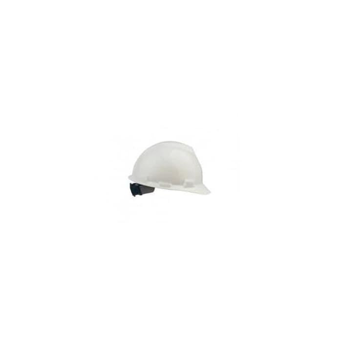 Jual Helm Safety Krisbow Warna Putih Kw1000319 Keren