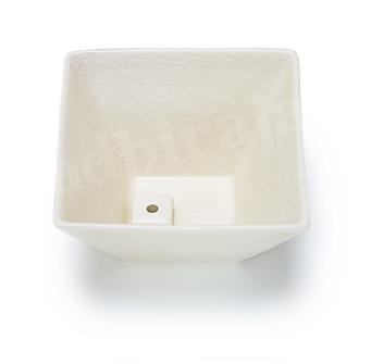 YUKARI Ceramic White bowl
