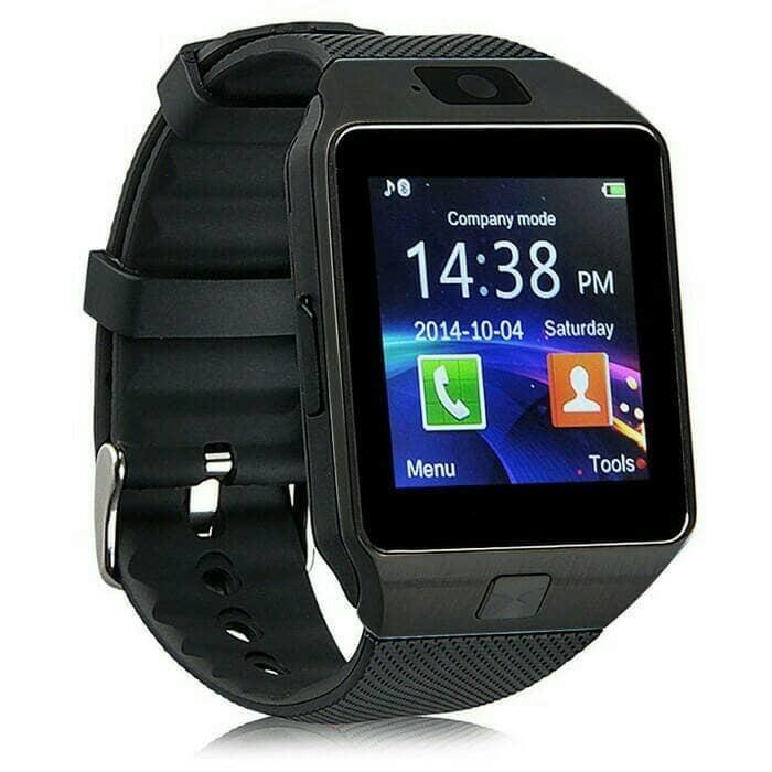 DZ09 Smartwatch Support Sim Card & Memory Card GSM SMART WATCH DZ09 Jam Tangan Hp